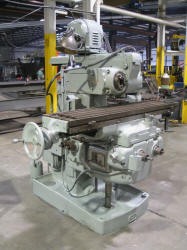 Van Normal Milling Machine